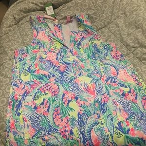 Brand new with tags Lilly Pulitzer dress